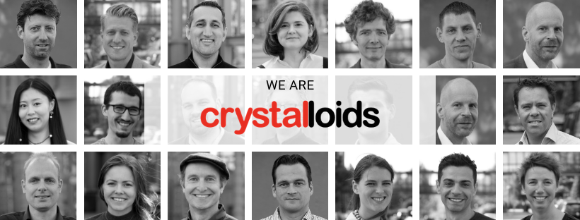 Crystalloids Innovations and Crystalloids announce a merger