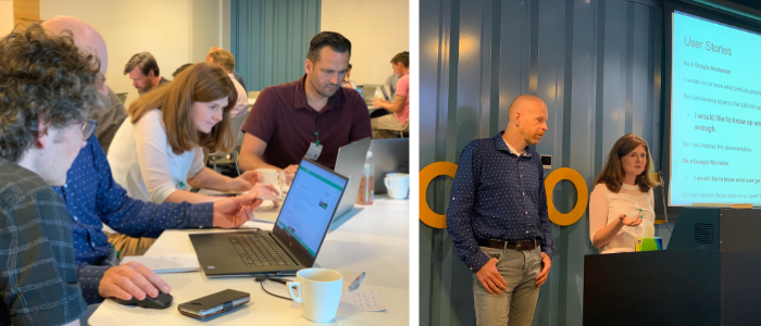 Artificial intelligence dominated the Crystalloids Hackathon