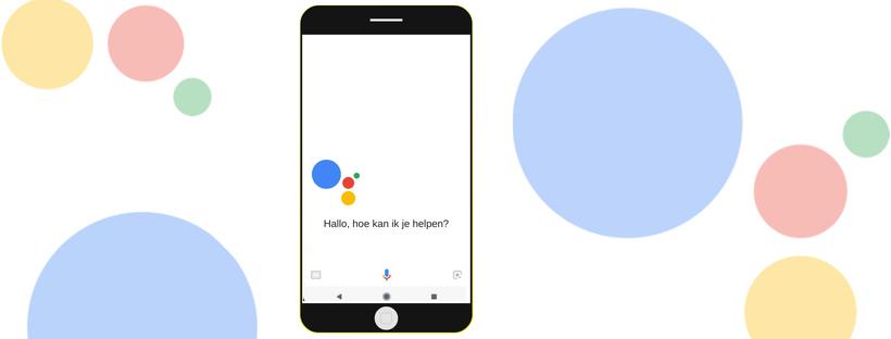 Google Assistant Dutch