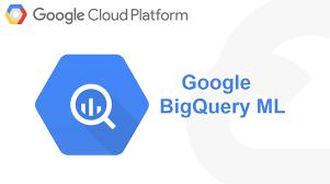 Google BigQuery ML