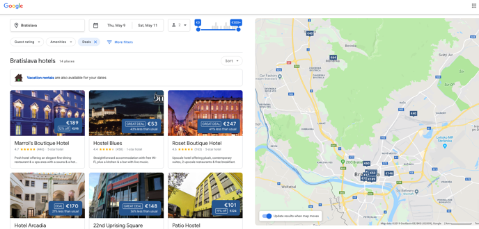 How Google uses artificial intelligence to transform the travel industry