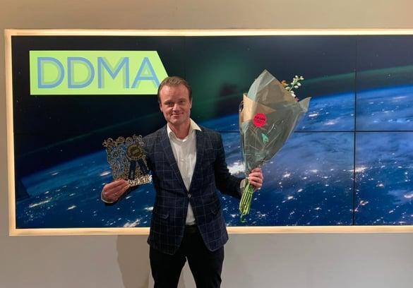 Customer Data Award Winner