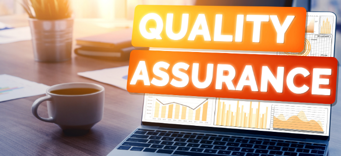 Quality assurance - How does it work?