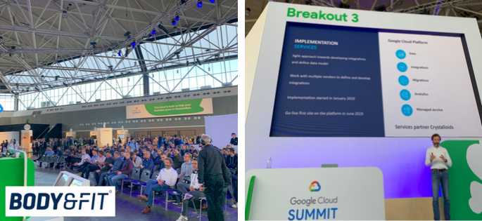 Google Cloud Summit 2019 in Amsterdam was all about cloud and innovation