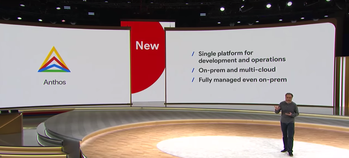 Top 8 announcements from Google Cloud Next 2019