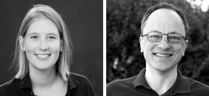 Meet Lotte, marketing analytics engineer and Andrei, lead developer